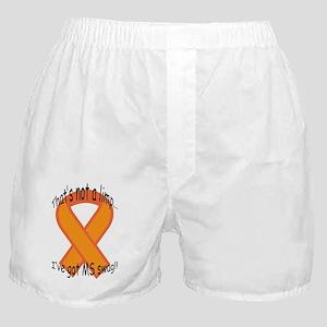 ms swag Boxer Shorts