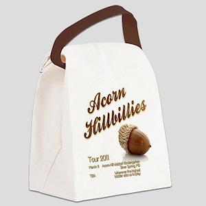 Acorn Hillbillies Canvas Lunch Bag