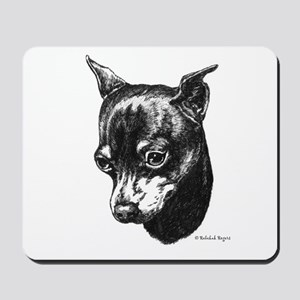Min Pin Mousepad