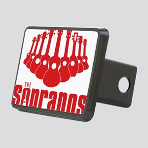 Sopranos Ukuleles Rectangular Hitch Cover