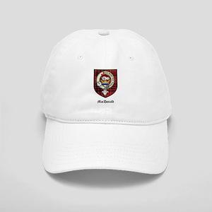 MacDonald Clan Crest Tartan Cap
