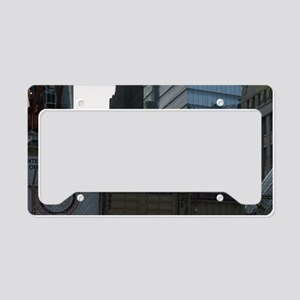 Carpenters NYC License Plate Holder