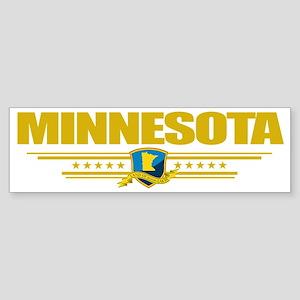 Minnesota (Flag 10) pocket Sticker (Bumper)