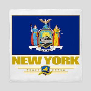 New York (Flag 10) Queen Duvet