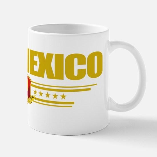 New Mexico (Flag 10) pocket Mug
