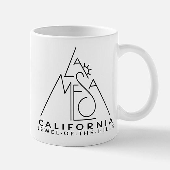 La Mesa CA with Sun Mug