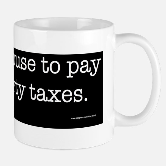 Sold House Mug