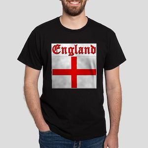 England (written) Flag Ash Grey T-Shirt