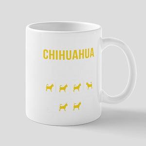 Chihuahua Stubborn Tricks Mugs