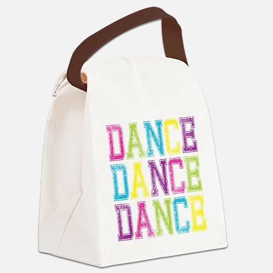 Dance3 Canvas Lunch Bag