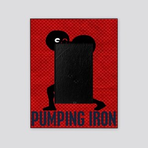 pumping_iron_78_ipad_case_red Picture Frame