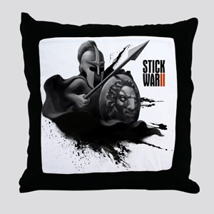Spearton Throw Pillow