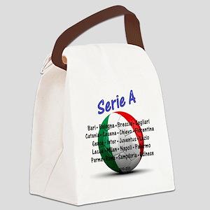 seriea1 Canvas Lunch Bag