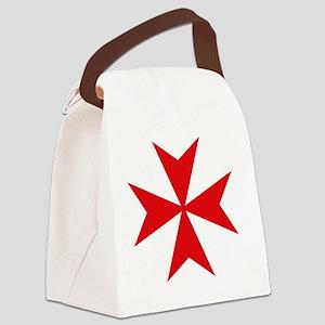 maltaplain2 Canvas Lunch Bag