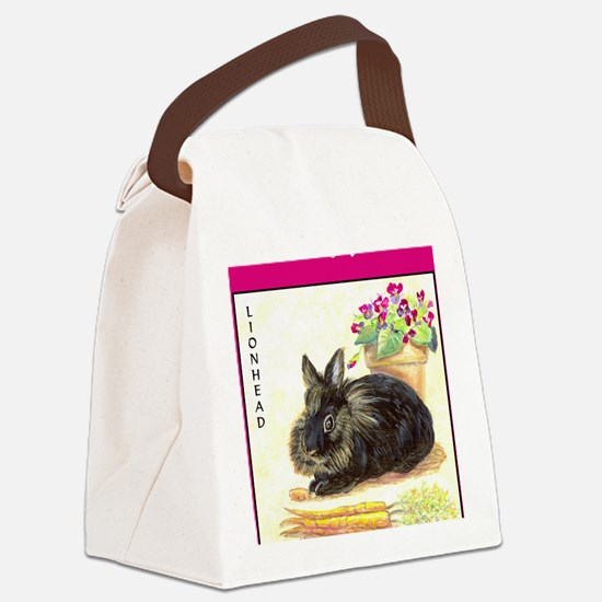burgess_thinkunote Canvas Lunch Bag