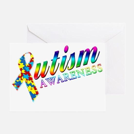 Autism Awareness copy Greeting Card