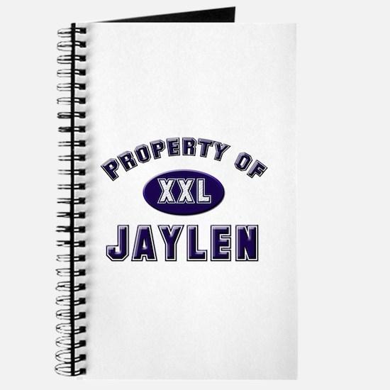 Property of jaylen Journal