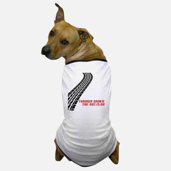 BusCurve copy Dog T-Shirt