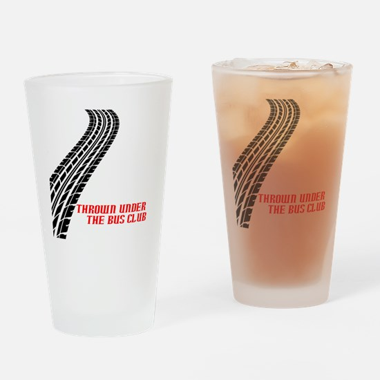 BusCurve copy Drinking Glass