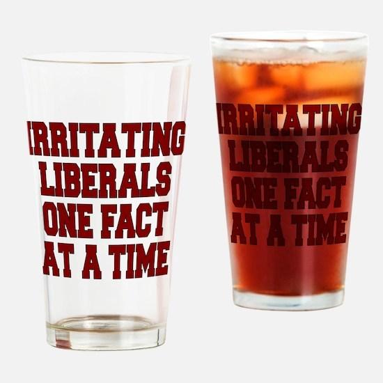IRRITATING Drinking Glass