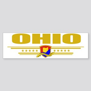Ohio (Flag 10) pocket Sticker (Bumper)