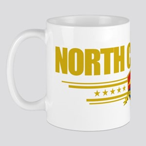 North Carolina (Flag 10) pocket Mug
