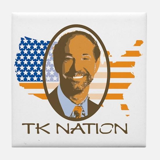 TK Nation Tile Coaster