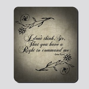 right-to-command-me_b Mousepad