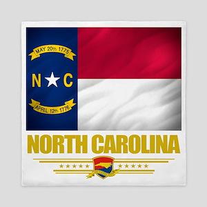 North Carolina (Flag 10) Queen Duvet