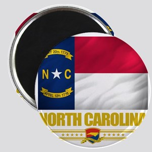 North Carolina (Flag 10) Magnet