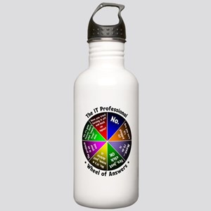 The IT Professional Stainless Water Bottle 1.0L