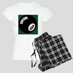 8-ball-toony-TIL Women's Light Pajamas