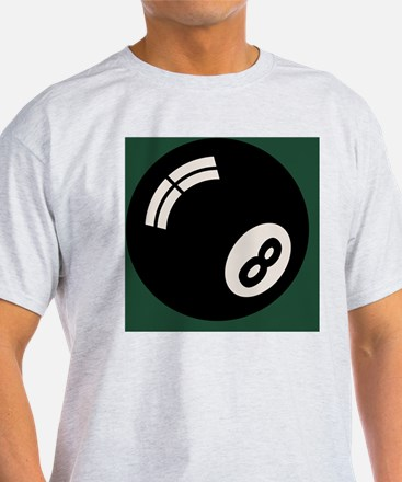 8-ball-toony-TIL T-Shirt