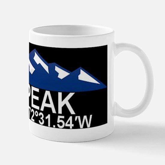 jaypeakcoordsxllarge Mug