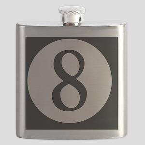 8-ball-8-BUT Flask