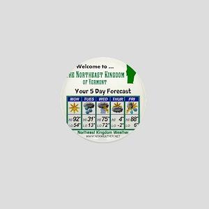 Welcometothenek2 Mini Button