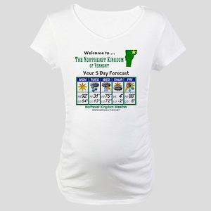 Welcometothenek2 Maternity T-Shirt