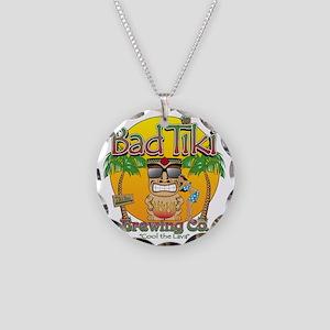 Bad Tiki - Revised Necklace Circle Charm