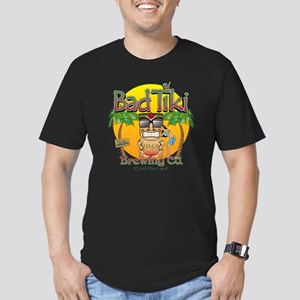 Bad Tiki - Revised Men's Fitted T-Shirt (dark)