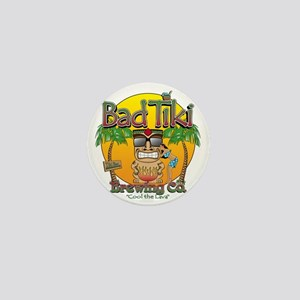 Bad Tiki - Revised Mini Button
