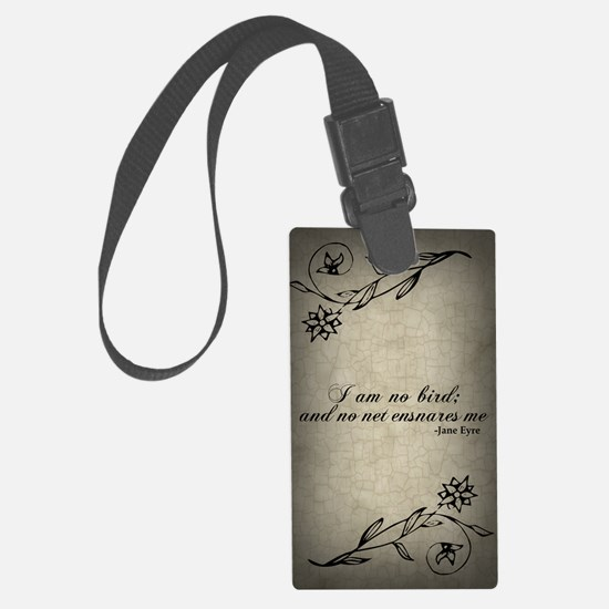no-net-ensnares-me_j Luggage Tag