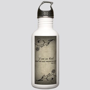 no-net-ensnares-me_j Stainless Water Bottle 1.0L
