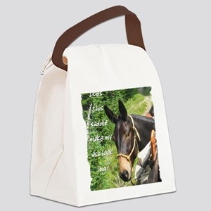 bigass Canvas Lunch Bag