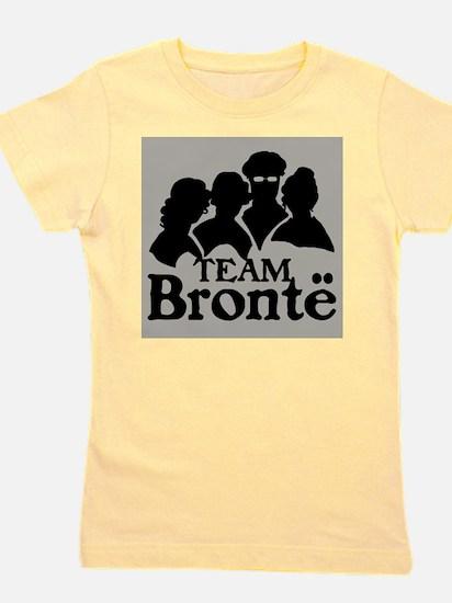 team-bronte_9x18 Girl's Tee