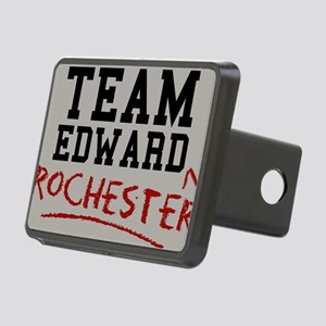 team-rochester_b Rectangular Hitch Cover