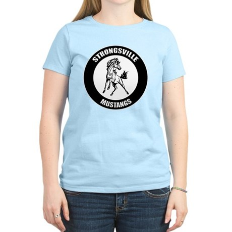 STR_Logo_Mascot_T Women's Light T-Shirt