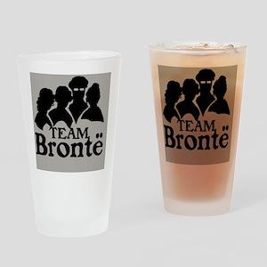 team-bronte_12x18 Drinking Glass