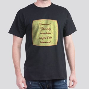 Sayings of the South Dark T-Shirt