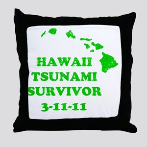 tsunami31111 Throw Pillow