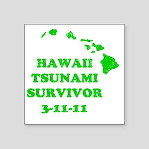 """tsunami31111 Square Sticker 3"""" x 3"""""""
